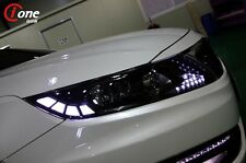 (Fits: KIA 2011-2013 Optima K5) Front Headlight 2way side LED reflector module