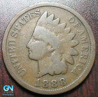 1888 Indian Head Cent Penny  --  MAKE US AN OFFER!  #P7597
