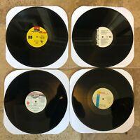 "Vintage Rare Reggae 4 LP Lot Jamaica Vinyl Record 12"" T Ska Dub"