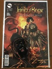 Grimm Fairy Tales: Jungle Book Fall Of The Wild #2A 1st Print Zenescope NM Krome