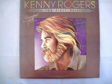 KENNY ROGERS and THE FIRST EDITION (Vinyl) - Greatest Hits