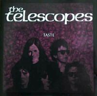 THE TELESCOPES taste (CD album) psychedelic rock, space rock, indie, psych, 1989