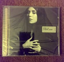 I Never Learn by Lykke Li (CD, May-2014, Atlantic (Label)