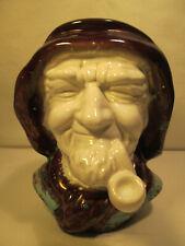 Bornholm Denmark Ceramics Sailor Figure / Head with Tag: Andersen
