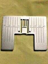 Viking Husqvarna Genuine Zig Zag Needle Plate For Designer Topaz Sapphire More