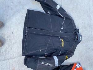 klim jacket medium