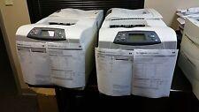 One HP LaserJet 4350TN Workgroup Printer, Used Toner & Maintenance Kit Bundle