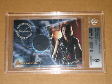 ✨ BGS 9 ANDROMEDA ROMMIE LEXA DOIG COSTUME RELIC PIECEWORKS MATERIAL PW2 VARIANT