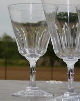 Baccarat - Verre à eau en cristal, modèle Côte d'Azur Signé