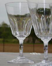Baccarat - Verre à vin rouge en cristal, modèle Côte d'Azur Signé