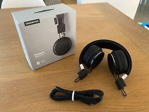 Urbanears Plattan 2 Bluetooth Kopfhörer schwarz