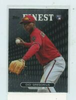 Didi Gregorius 2013 Topps Finest Rookie Card RC # 45