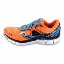 Saucony Mens Kinvara 6 Natural Series Running Shoes Orange Lace Up Low Top 9 M