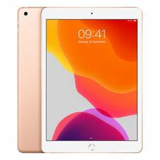 Apple iPad 2019 (a2200) +4g 32 GB gold-Tablet-como nuevo!