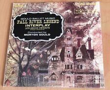 Morton Gould - Fall River Legend - Interplay - American Symphonette - CD Neuf