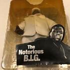 Notorious BIG Action FigureUnopened Mezco Biggie Smalls Rare Bad Boy Hip Hop