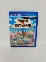 Touch My Katamari (Sony PlayStation Vita, 2012) Tested and Works