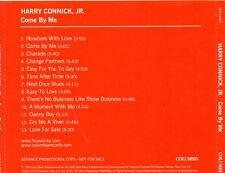 Harry CONNICK JR.Come By Me Promo album samplerCDCSK 419541999USARARE
