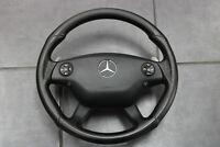 Mercedes AMG Lenkrad C216 Multifunktionslenkrad W221 Airbag Leder Schaltwippen