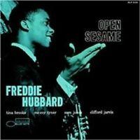 "FREDDIE HUBBARD ""OPEN SESAME"" CD NEW!"