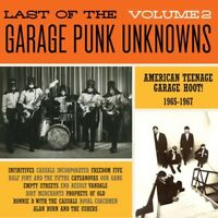 VARIOUS/GARAGE PUNK UNKNOWNS - THE LAST OF..VOL.2  VINYL LP NEU