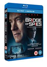 Bridge of Spies Blu-ray UV Copy 2015 5039036076005