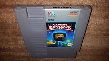 CAPTAIN SKYHAWK NINTENDO NES NRMT CONDITION GAME CARTRIDGE