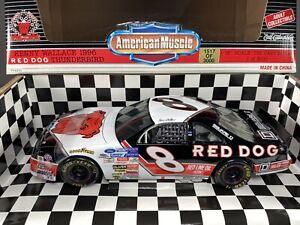 Ertl L.E. NASCAR 1996 Kenny Wallace #8 Red Dog Ford Thunderbird 1:18 Diecast Car