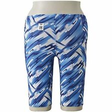 New MIZUNO Swimsuit Men GX-SONIC III ST FINA N2MB6001 Blue Size XL