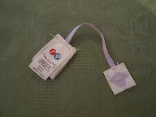 VTG Fisher Price Fun with Food tea bag party teapot pot coffee cookie teabag toy