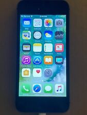 Apple iPhone 5s ME305LL/A Model A1533 16GB (AT&T) *Space Gray*