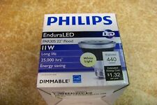 NEW Philips 11PAR30S/END/F22 3000 Dimmable EnduraLED, Flood, Light Bulb