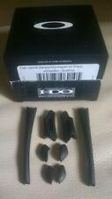 OAKLEY GENUINE FLAK JACKET EARSOCK+NOSE PADS(BLACK) BNWT FREE P+P £13.75