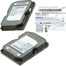 Samsung Sp2014n 200gb SpinPoint P120 HDD IDE ATA 7.2k K 8mb 3.5&quot