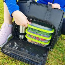 Mealami Tote Meal Prep Bag | Vegan Leather Gym Management Laptop Handbag