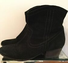 Country Road Suede Ankle Boots Shoes for Women