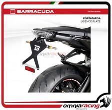 Barracuda Kit Portatarga regolabile in alluminio per Yamaha MT09 Tracer 2015>