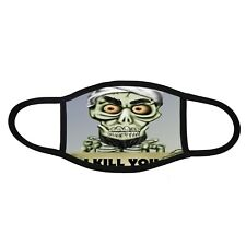 Jeff Dunham Face Mask/ Best Selling Fabric Face Mask