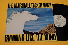 MARSHALL TUCKER BAND LP RUNNING LIKE THE WIND PROG 1°ST ORIG GERMAN Y 1979 NM