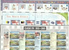 GB Smilers Sheets  2000 to 2019  All as issued Mint Includes Special Sheets