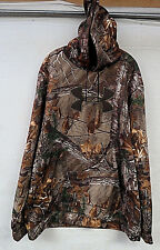 UNDER ARMOUR CAMOUFLAGE HOODIE MENS SIZE 3XLT CAMO HOODY SWEATSHIRT REALTREE
