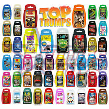 Top Trumps Card Games Play & Discover Exclusives Dragons Walliams Roald Dahl