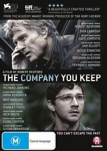 The Company You Keep (DVD, 2013)
