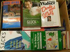 43 Bücher Hardcover Romane Sachbücher verschiedene Themen Paket 7
