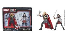 MARVEL STUDIOS THE FIRST TEN YEARS THE DARK WORLD THOR & SIF 2-PACK FIGURE
