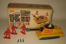 1967 Remco Desilu Star Trek Astrotank NM in Box Extremely Rare