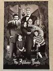 The Addams Family John Astin Horror Comedy Tv Show Print Poster Mondo Mike McGee