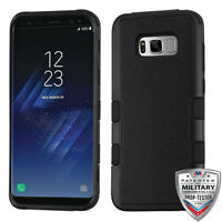 For Samsung GALAXY S8 Plus Hybrid Rugged Shockproof Protective Hard Case Cover