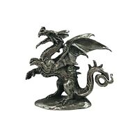 Rawcliff Pewter Dragon dated 2000 Made in USA Vintage