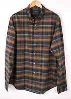 Ralph Lauren Herren Slim Fit Freizeithemd Größe 2XL (XXL) BAZ237